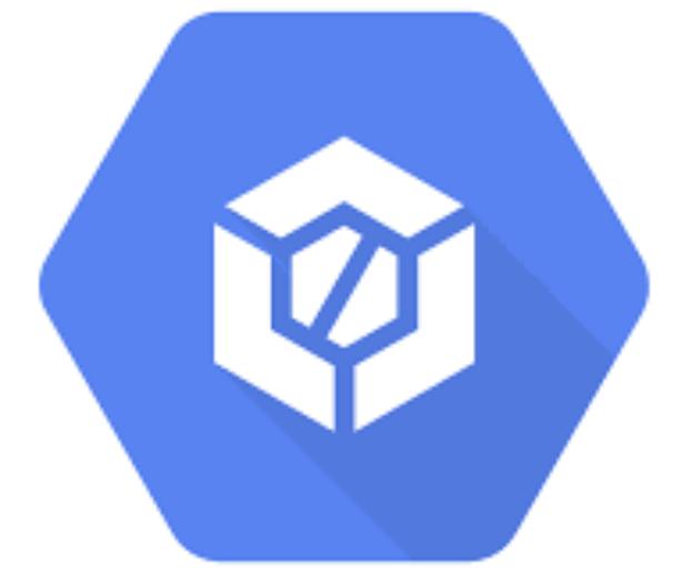 Google Cloud Build Icon